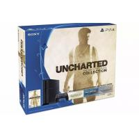Playstation 4 - 500gb Uncharted The Natham Drake Collection