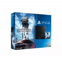 PlayStation 4 STAR WARS Battlefront 500GB Bundle